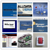 Wholesale 2016 auto repair software alldata All data Mitchell ondemand5 heavy truck data software in1 GB new harddisk