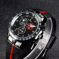 ai brown - 2016 Hot Brand luxury Fashion Sports Quartz Paner ai Watch Leather Strap al Simple watches Relogios Masculinos