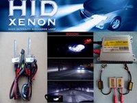 Wholesale HID Kit XENON HID Conversion Kit v DC W HB3 K HID Xenon Kit lamp Bulb Slim ballast vehiclesA