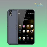 Cheap original Ulefone Paris 5.0 inch 1280*720 IPS Screen Smartphone Android 5.1 Lollipop MT6753 Octa Core 4G LTE phone 2G RAM 16G ROM Cellphone