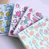 Wholesale 24795 Korea stationery new wheat salad and Aden v Queen notepad notebook