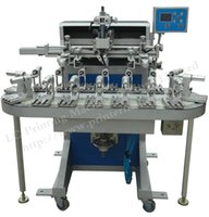 Wholesale Flat And Round Conveyor Belt Screen Printing Machine with Stations Rotary screen printing machine Rotary screen printing machine