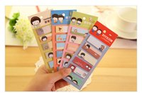 beauty bookmark - X Hot Sale Beauty Cute Sticker Post It Bookmark Point It Marker Memo Flags Sticky Notes Office School Home Tool