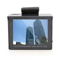 Wholesale New CCTV Security Tester quot With ADSL Detection Engineering Treasure Video Monitor