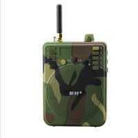 amplifier song - High Quality mp3 bird caller professional hunting amplifier Portable Speaker with Bird Songs Hunting Equipment
