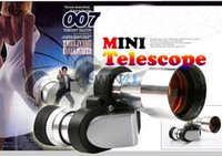 Wholesale Mini Compact Pocket x20 Monocular Telescope Outdoor Hunting Good Quality Hot Selling Protable Easy To Carry