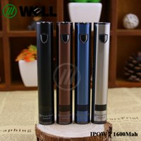 Wholesale Alibaba Authentic Kanger Ipow Updated Variable Voltage W W Kanger Ipow Battery with Mini LED Screen