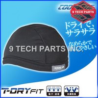 Wholesale 2pcs RS TAICHI COOL RIDE HELMET INNER CAP Quick moisture wicking quick dry Keep clean For Sports Motorcycle Bike Racing Helmet order lt no