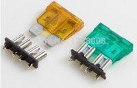 automotive fuse blocks - Automotive fuse holder PCB board fuse block
