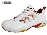 Wholesale Badminton shoes sneakers to men and women Couples badminton training shoes E E
