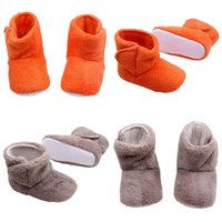 baby bootie knit - Baby bootie boys girls knit boots girls snow boots antiskid shoes