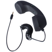 accessory handset - Newest Telephone Receiver Handset Earphone Anti radiation Retro For Mobile Phones on Promotion New retro accessories