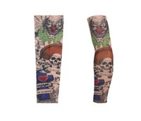arm sleeve covers for tattoos - tattoo arm sleeve Tattoo ARM Sleeve Cover Cycling Sun Protective Uv Cover Arm Sleeves for tattoo cycling golf hb155