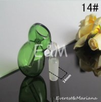 Wholesale 14 mm High quality glass raw material glass bowl big tube accessories shisha hookah smoking pipe seeds oil painting by numbers