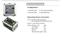 home solar power system - Factory OEM W solar power generator solar energy kit portable solar system
