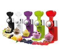 Wholesale Big Boss Swirlio Frozen Fruit Ice cream Dessert Maker Magic Snack Maker w by free DHL