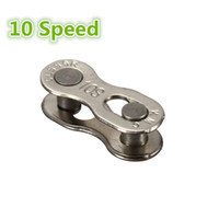 bicycle chain quick link - 1 Pair Bike Chains mountain road bike bicycle chain Connector For Speed Quick Master Link Joint Chain Bike Parts order lt no track