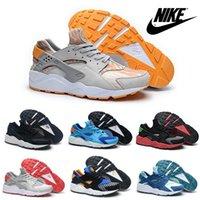 pu - Nike Air Huarache Men s Running Shoes Original New Hot Cheap Breathable Jogging Shoes Men Sneaker Outdoor