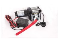 Wholesale DC12V LB Electric Winch For ATV UTV SUV X4 WD high power