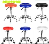 Wholesale Bar chair stool to lift the bar chair beautician barber chair stool master chair