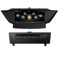 car tv radio - OEM for BMW X1 Car DVD Player GPS Navigation wifi G bluetooth radio TV Ipod TV