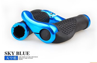Wholesale Bilateral Locked Bicycle Grips Case Cover Mountain Bicycle Handle Cover Case Pair