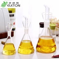 american oil exports - Exports the European and American creative environmental protection glass oil can best ml in the kitchen