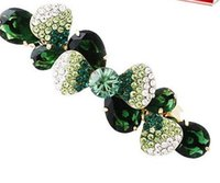 Wholesale more color diamond waerdrop lady s hairpin CM myyhmz