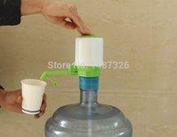 Cheap Drinking Hand Press Pump for Bottled Water Dispenser JS869 hot family gift