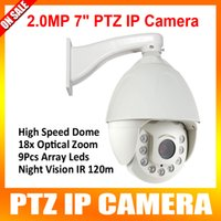 zoom ip camera - 7 Megapixel P Dome High Speed PTZ IP Camera LED m IR x Optical Zoom Pan Tilt Zoom PTZ IP Camera outdoor weatherproof