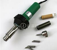 Wholesale 110V V W Hot Air Welder Plastic Heat Gun PVC Floor Welding Torch Equipment