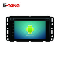 Wholesale Android Head Unit Car DVD Player for GMC Yukon Tahoe Acadia Savana with GPS Navigation Radio TV BT USB WIFI Stereo