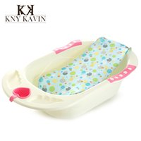 Wholesale Brand Baby Bath tubs colorful dots Adjustable Safety Security Bath Seat Support Bathing Newborn infant Baby Shower HK559