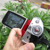 avi video format - New quot LCD screen Digital video Camera MP X Digital Zoom Shockproof F3 AVI format SD Camcorder