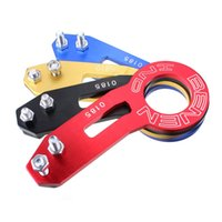 Wholesale Brand New Red Universal Anodized Rear Tow Hook Billet CNC Aluminum Towing Kit For JDM Racing order lt no tracking