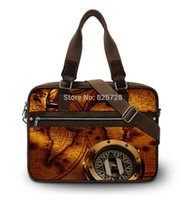 Cheap 2014 fashion Canvas World Map laptop bag women men notebook bags shoulder handbag for 15'' 15.4 15.6 inch computer accessories