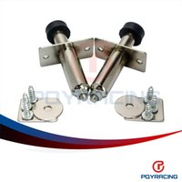 auto bid - PQY STORE New Stainless Chrome Door Popper Trunk Poppers Street Rod Bid is for PC Auto PQY QT41