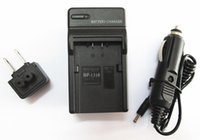 Wholesale AC Wall DC Car Battery Charger For SAMSUNG BP BP1310 AD43 A AD4300186A NX10 DSLR NX DSLR Cameras Brand New