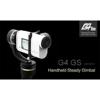 Wholesale Hot sale Feiyu FY G4 GS axis Handheld Steady Gimbal for Sony AS Seires SONY AS20 AS100 AS200 X1000V Sports Cameras order lt no track