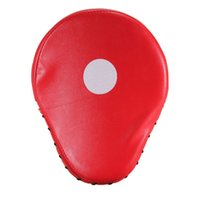 Wholesale NEW Boxing Mitts Training Target Punch Pad Glove MMA Karate Muay Thai Kick New