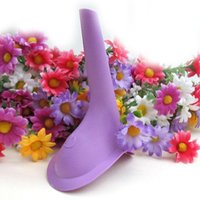 Wholesale Standing Camping Travel Female Women Urination Device Urine Urinal Funnel FUD without retail box