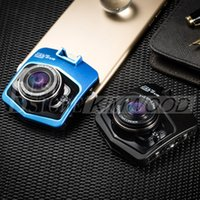 Wholesale 2015 New Mini Auto Car DVR Camera Full HD p Parking Recorder Video Registrator Camcorder Night Vision Black Box Dash Cam