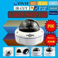 vandal proof ir dome camera - POE MP HD Vari focus IR Vandal proof Dome IP Camera WDR mm Manual zoom Lens ONVIF P2P Plug Play IP65 P