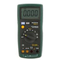 ac capacitors - MASTECH Auto Range Digital Multimeter DMM AC DC Voltmeter Ammeter Ohmmeter Capacitor Tester Megohmmeter Multimetro MS8215