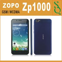 Cheap Original ZOPO ZP1000 MTK6592 Cortex A7 Octa core1.7GHz 5.0 Inch Android 4.2 Ultrathin Smartphone