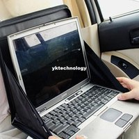 Wholesale Brand New Car Back Seat Laptop Tray Table Portable Car Laptop Mount Folding Notebook Stand Holder Multifunction Work Food Desk