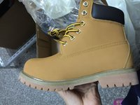 Cheap Discount TBL Ankle winter Boots Best Genuine Leather Sewing Plush Boots
