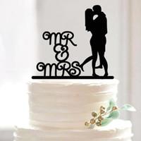 custom acrylic - Romance Novel Wedding Cake Topper Acrylic Custom Name Cake Topper Custom Birthday Cake Topper Mr Mrs CPA313