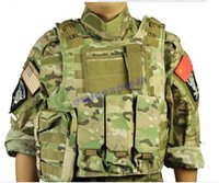 airsoft vest - Miltary Security Uniform Airsoft Paintball Vest Tactical Training Vest molle CS Game Cosplay Vest CS Game Outdoor Sports
