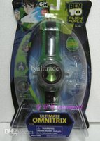 ben ten watch - Ben Ten Alien Force Ultimate Omnitrix Watch Bandai Illuminator Watch Lights n Sound Ben10 Toys